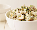 Potato Salad with Creamy Hummus Dressing