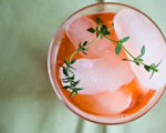 Precious Thyme Cocktail