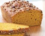 Double Loaf Pumpkin Bread