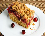 Pumpkin Cranberry Coffee Cake