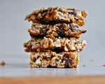 Quick Peanut Butter Granola Bars