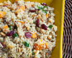 Quinoa and Sweet Potato Salad
