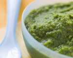 Raw Basil, Mint and Parsley Pasta Sauce