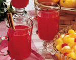 Red-Hot Cranberry Drink
