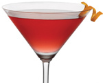 Red Maple Sunset Cocktail