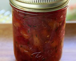 Red Onion and Pineapple Relish