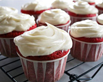 Red Velvet Chocolate Cupcakes