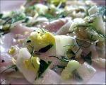 Italian Baccala (Cod) Salad