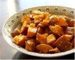 Baked Sweet Potatoes with Maple Glaze