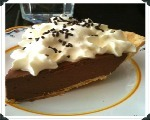 Chocolate Fudge Pie