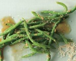 Steamed Lemony Green Beans