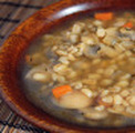 Hearty Mushroom Barley Soup