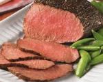 Low-Fat Beef Roast