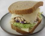 Roasted Pork Club Sandwich