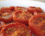 Roasted Red Tomatoes