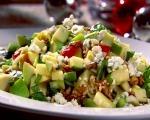 Avocado, Apple & Celery Salad