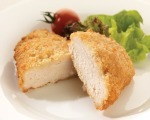 Breaded & Baked Halibut