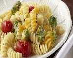 Broiled Mac & Cheese with Veggies