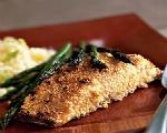 Crunchy Sesame Salmon