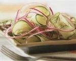 Tart Cucumber & Dill Salad