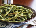 Green Bean Salad with Dijon Vinaigrette Dressing