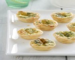 Savory Broccoli Tartlets