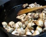 Skillet Mushrooms with Garlic