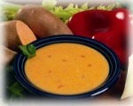Creamy Sweet Potato Bisque