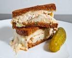 Tofu Reuben Sandwich