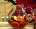 Fast and Easy Apple Sangria