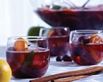 Sangria with Grand Marnier