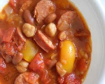 Sausage and Beans Stew