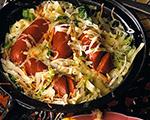 Sausage and Sauerkraut