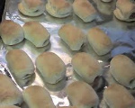 Sausage Roll Breakfast Appetizer