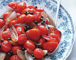 Sauteed Tomatoes and Shallots