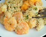 Cheesy Seafood Casserole