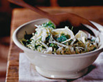 Seared Cabbage and Fennel Slaw