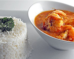 Singapore-Style Chili Crab with Spinach