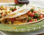 Soft Chicken Tacos