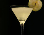 Sour Green Apple Martini