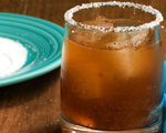 Southwestern Michelada Cocktail