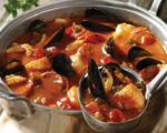 Spanish Seafood Stew