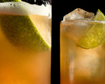 Spiced Gin and Tonic