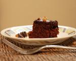 Spiced Molasses Cake