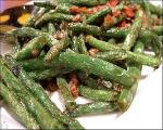 Pine Nut Green Beans