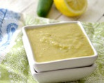 Spicy green chile sauce