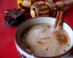 Spiked Mexicano Hot Chocolate