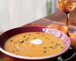 Bourbon Pumpkin Soup