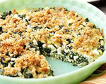 Spinach and Feta Bake
