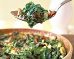 Cheesy Spinach Casserole